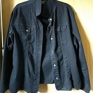 Chico black jean jacket